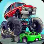 Monster Truck Challenge 2 3D Game APK Free Download For Android