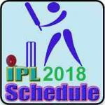IPL 2018 Schedule APK v1.3 Latest Free Download For Android