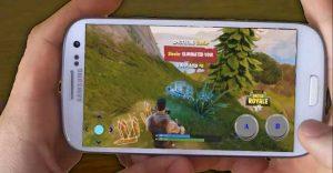 Fortnite Battle Royale for Mobile