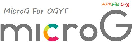 Microg for OGYoutube