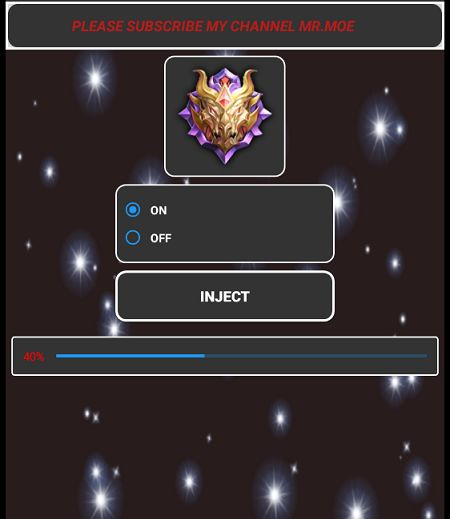 Mythical Glory Injector